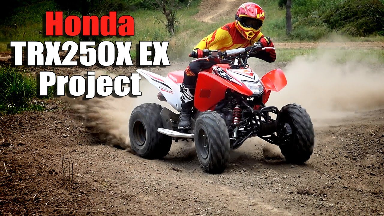 Top 3 Mods for Honda TRX250