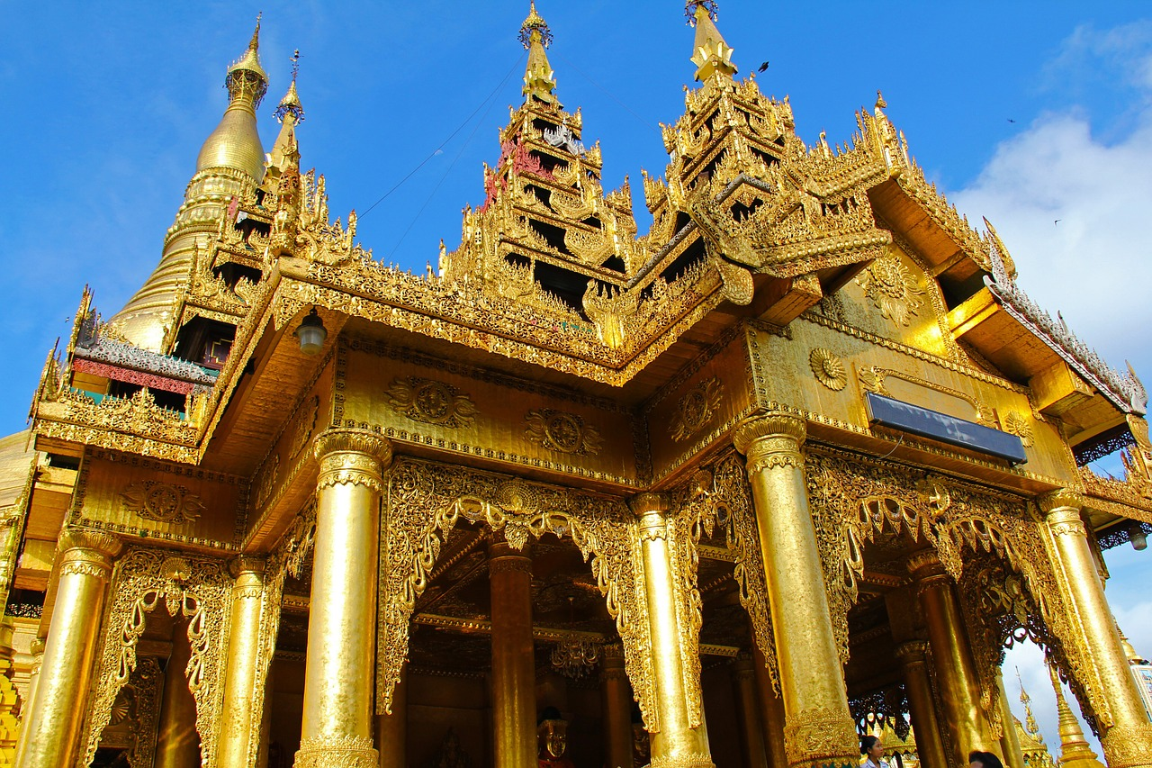 The Top Tourist Attractions In Yangon