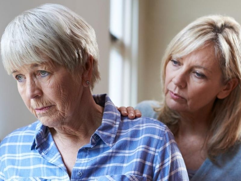 Ways to cope when a loved one has a serious mental illness