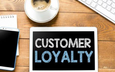 customer loyalty concept